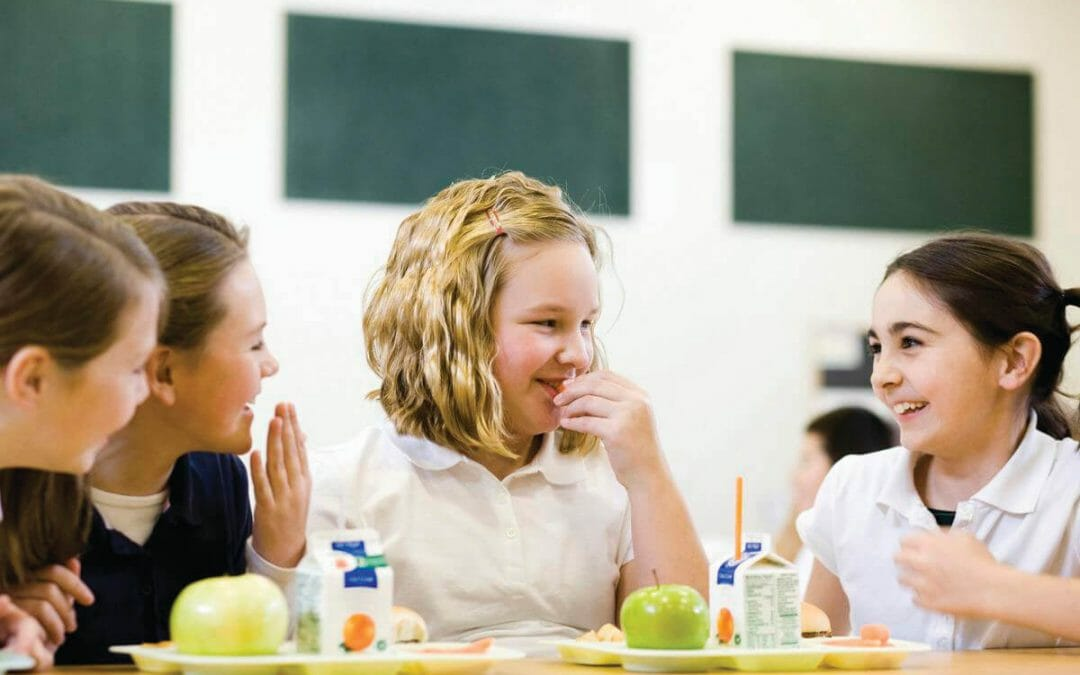 Breakfast is more than the first meal of the day for kids