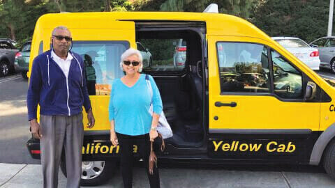 Expanded Senior Dial-A-Taxi Program Rolls Out Feb. 1