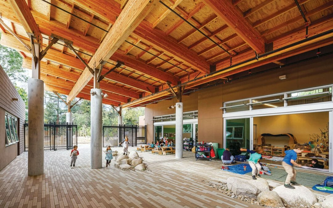 ENC CAMPUS ARCHITECTS EARN NATIONAL AWARD FOR SUSTAINABLE DESIGN EXCELLENCE